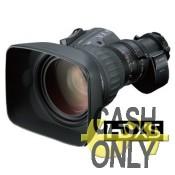 Canon HJ22EX7.6B IRSE HDTV Lens