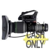 J9aX5.2BIRS Ottica Canon grandangolare Broadcast con extender