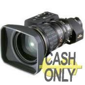 A15x8BERM Ottica Broadcast con duplicatore, attacco Sony B4
