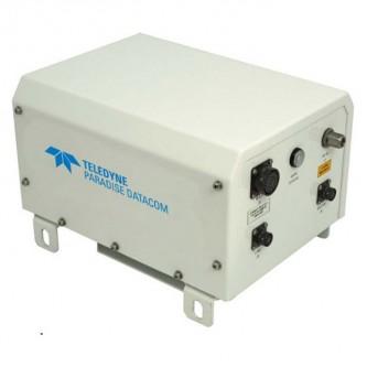 Paradise Datacom 80W Ku-Band SSPA with inbuilt up-converter