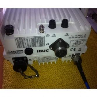 Terrasat IBUC 8W banda L, out 14-14.5 GHz