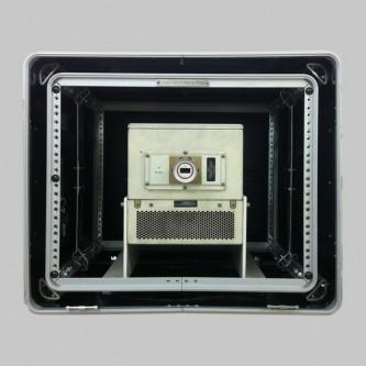 Xicom XT100K - HPA 100W - Banda Ku - con Fly-Case Antishock