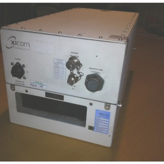 Xicom XT400K HPA 400W Ku Band with BUC