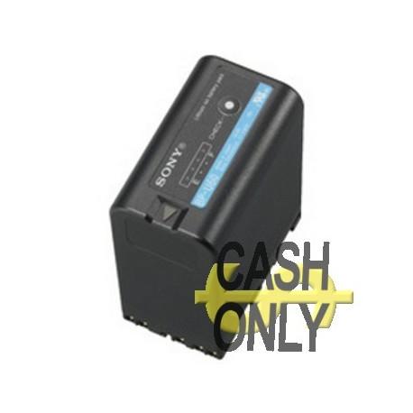 BP-U60 confezione 2 batterie Sony