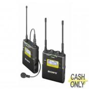 UWP-D11 Pacchetto microfonico wireless UWP-D da cintura