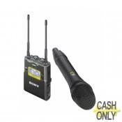 UWP-D12 Pacchetto microfono wireless UWP-D con trasmettitore portatile