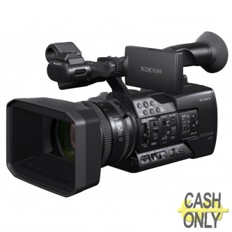 PXW-X180 Three 1/3-inch type Exmor™ CMOS Full HD sensor XDCAM camcorder with 25x zoom lens