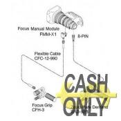 MS-01 Zoom Elettrico e Fuoco Manuale