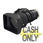 YJ20x8.5BKRS Canon Pro-Video Lens