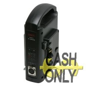 S-3802A  Battery charger 2 slots and power camera