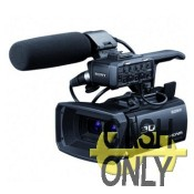 HXR-NX3D1E   Three 1/2.8-inch Exmor CMOS sensors Full HD AVCHD camcorder with 35mm full-frame format