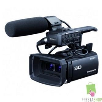 "HXR-NX3/1  Camcorder Full HD AVCHD a tre sensori 1/2,8"" CMOS Exmor con ottica G Lens"