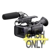 HXR-NX70E camcorder compatto ed IP54