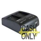 S-3602J caricabatterie - alimentatore, attacco JVC DV