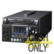 PDW-HD1500 Registratore fino da 50 Mb/s per Professional Disc XDCAM HD422