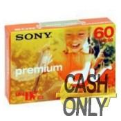 DVM-60PR4  MiniDV Premium Digital 60 minuti