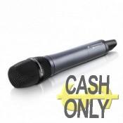 SKM100 845 G3 Super-cardioid handheld microphone/transmitter