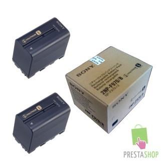 NP-F970 Original Sony Battery (2pcs)