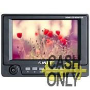 "S-1051C on-camera LCD monitor, 5"", ingresso HDMI"