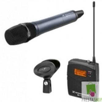 EW135P G3 Radiomicrofono a gelato - Rx da tasca