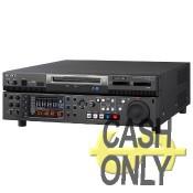 XDS-PD2000 XDCAM Station, 500GB SSD, SxS & ProDisc