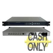 VCO-DVB-S2 modulatore con BISS