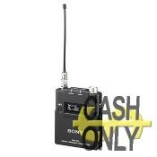 DWT-B01  Trasmettitore da cintura per microfono wireless digitale