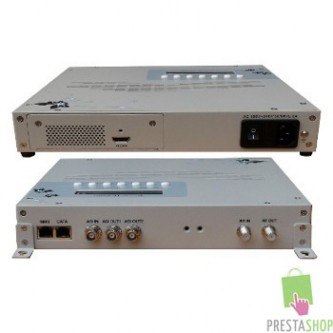 VCO-3542-1 HDMI-DVB-T Encoder e Modulatore