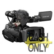 PMW-100 - 1/2.9-inch type Exmor CMOS sensor XDCAM HD422 camcorder recording full HD on SxS solid state media