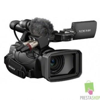 """PMW-100 Camcorder XDCAM HD422 con sensore CMOS Exmor 1/2,9"""" e registrazione Full HD su SxS"""
