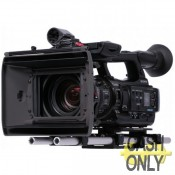 PMW-200 3x1/2-inchExmorCMOS sensors XDCAM camcorder recording Full HD 422 at 50 Mbps