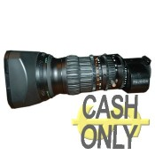 A13x6.3BERM-SD 2/3 inch Wide Angle Lens With Extender