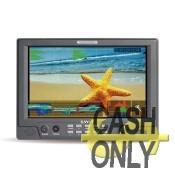 """S-1090F Monitor da 8,9"""" HD/SD-SDI e HDMI"""