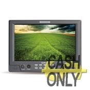 """S-1090H On-camera Monitor da 8.9"""" 3GSDI & HDMI"""