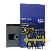 BCT-D64L Digital Betacam Large Conf. 10 pz